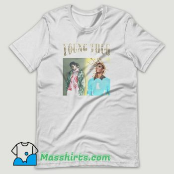 Young Thug Blink T Shirt Design