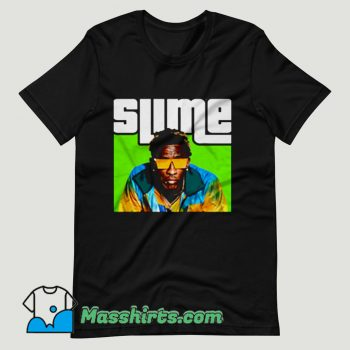 Young Thug SLIME Thugger T Shirt Design