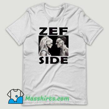 Zef Side Die Antword Ninja Yolandi T Shirt Design
