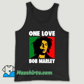 Bob Marley Song Unisex Tank Top