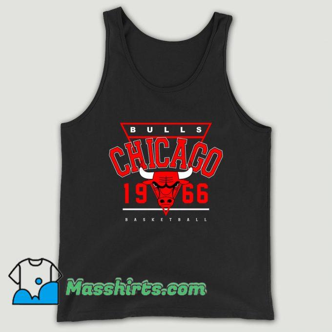Chicago Bulls 1966 Vintage Unisex Tank Top