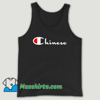 Chinese Champion Unisex Tank Top