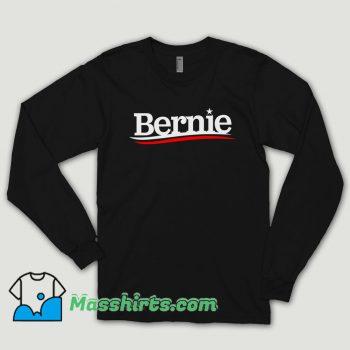 Classic Bernie Sanders Long Sleeve Shirt