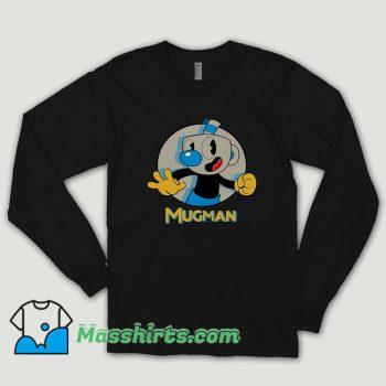 Cuphead And Mugman Long Sleeve Shirt