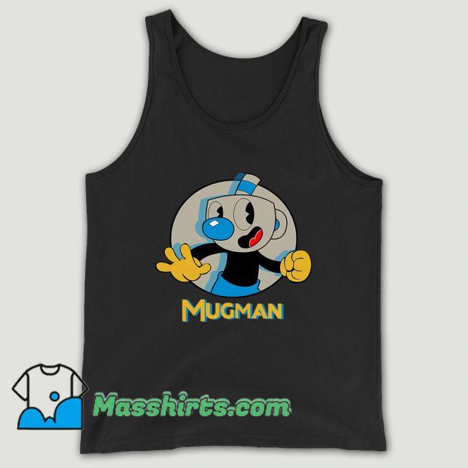 Cuphead And Mugman Unisex Tank Top