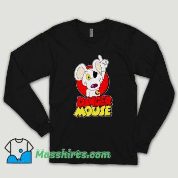 Danger Mouse Long Sleeve Shirt