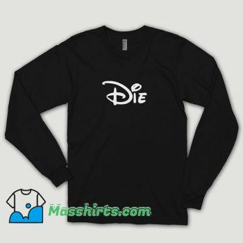 Die Disney Long Sleeve Shirt