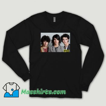Drew Jonas Brother Long Sleeve Shirt