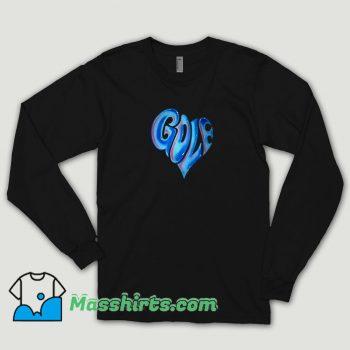 Golf Wang Heart Long Sleeve Shirt