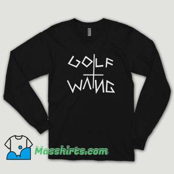 Golf Wang Wolf Gang Odd Future Long Sleeve Shirt