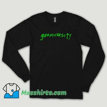 Gooniversity Pete Davidson Long Sleeve Shirt
