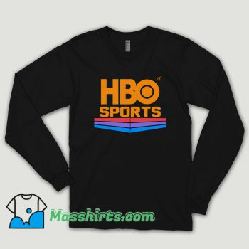 Hbo Sports Long Sleeve Shirt