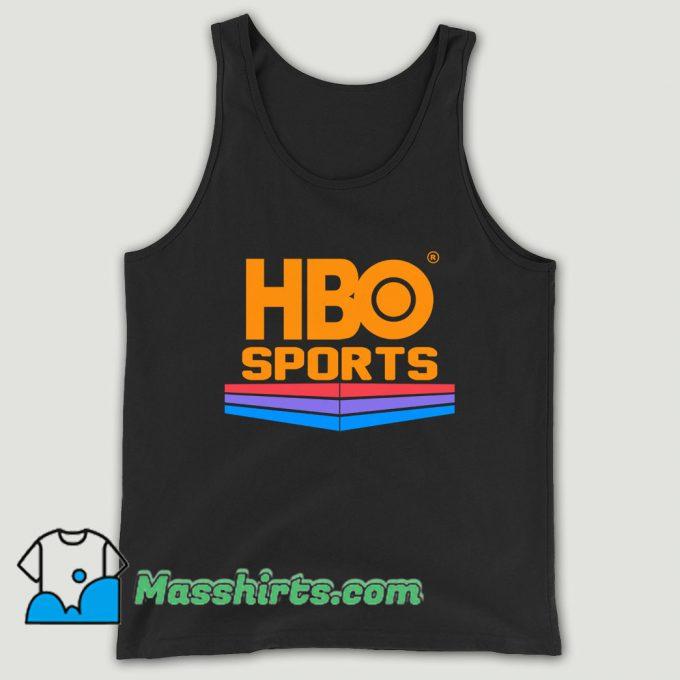 Hbo Sports Unisex Tank Top