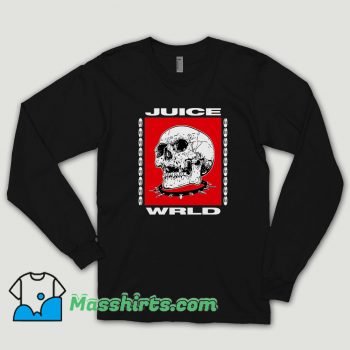 Juice Wrld 999999999 Long Sleeve Shirt