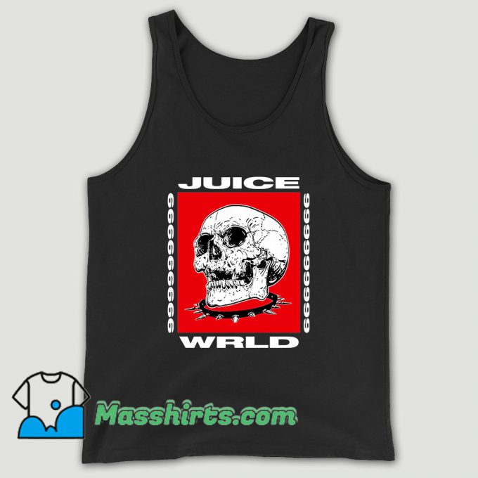 Juice Wrld 999999999 Unisex Tank Top