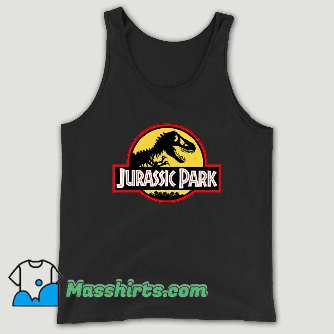 Jurassic Park Unisex Tank Top