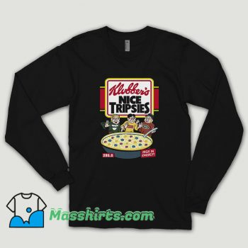 Klubbers Nice Tripsies Long Sleeve Shirt