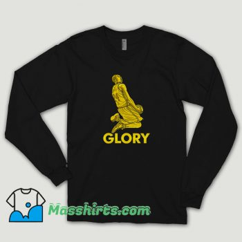 Kobe Bryant Glory Long Sleeve Shirt