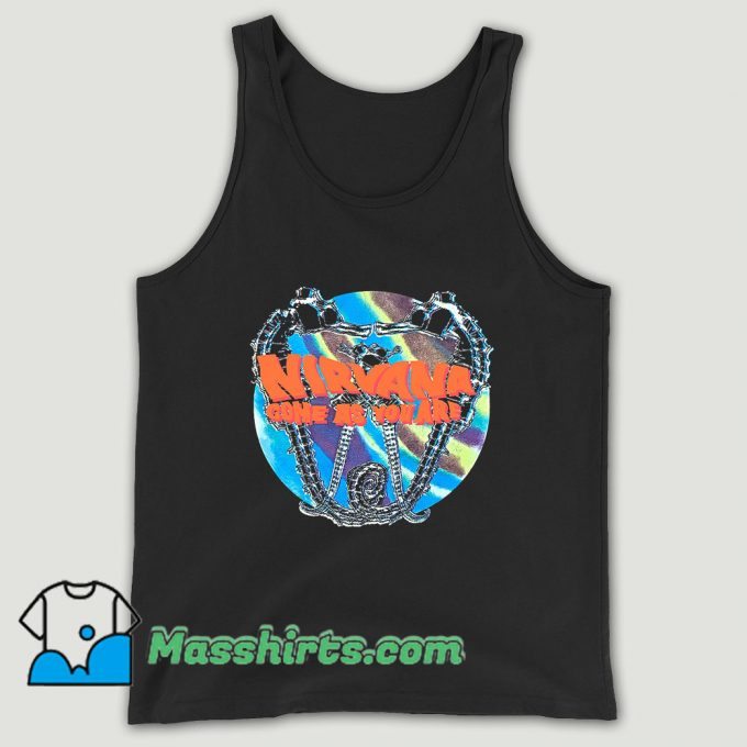 Nirvana 1992 Come As You Are Unisex Tank Top