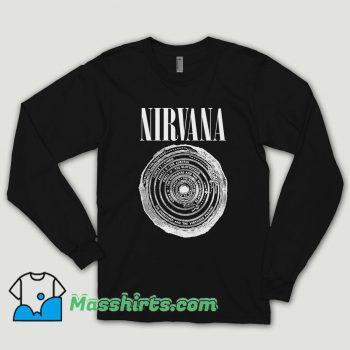 Nirvana Vestibule Circles Of Hell Long Sleeve Shirt
