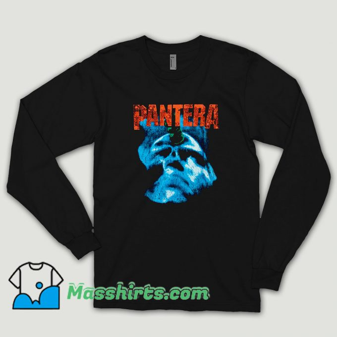 Pantera Far Beyond Driven World Tour Black Long Sleeve Shirt