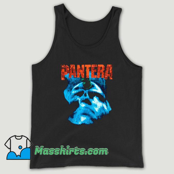 Pantera Far Beyond Driven World Tour Black Unisex Tank Top