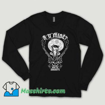 R U Mine Arctic Monkeys Long Sleeve Shirt