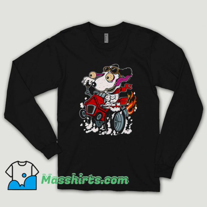 Rat Dog Fink Long Sleeve Shirt