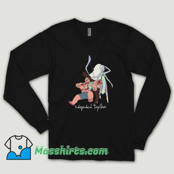 Steven Universe Steg Opal Cartoon Long Sleeve Shirt