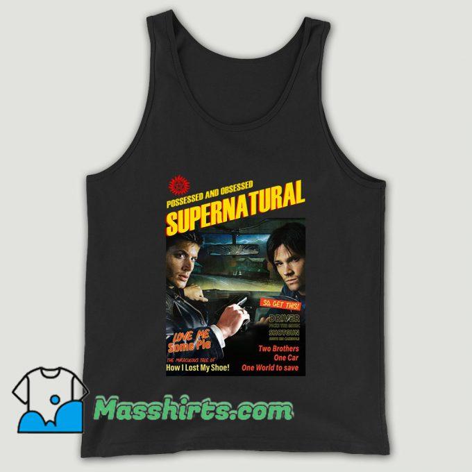 Supernatural Day 2019 Unisex Tank Top