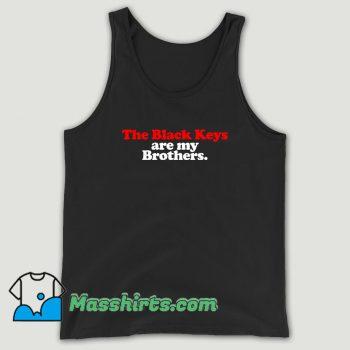The Black Keys Brothers Unisex Tank Top