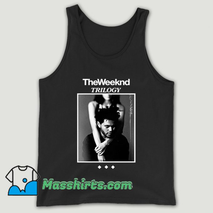 The Weeknd Trilogy Unisex Tank Top