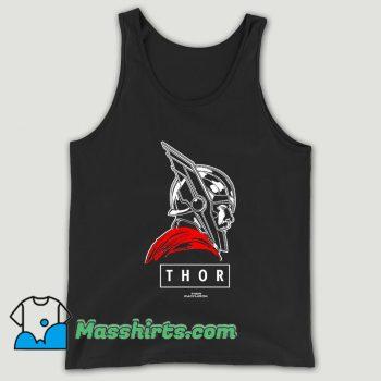 Thor Ragnarok God Graphic Unisex Tank Top