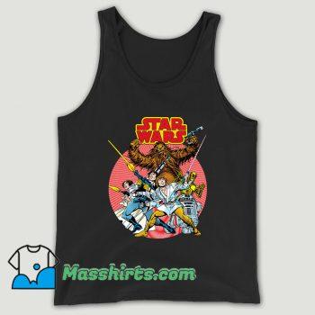 Tie Fighter Star Wars Unisex Tank Top