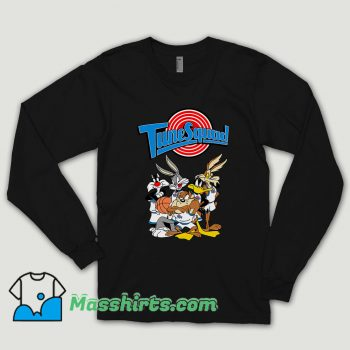 Tune Squad Marvin Space Jam Long Sleeve Shirt