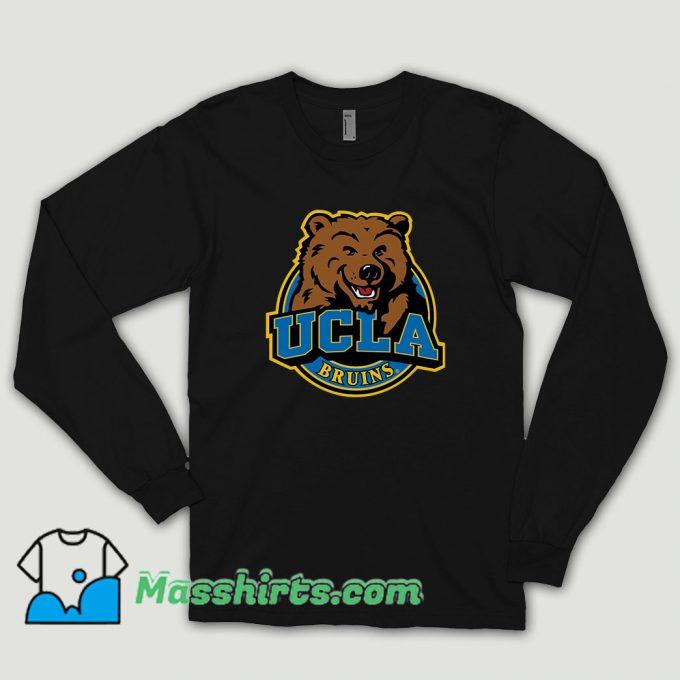 Ucla Bruin Bear Long Sleeve Shirt