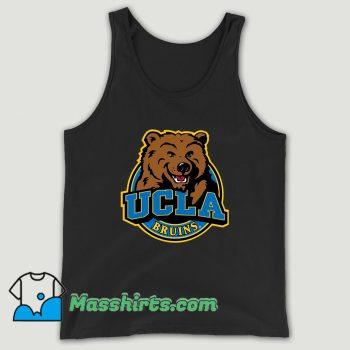 Ucla Bruin Bear Unisex Tank Top