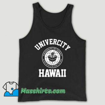 University Of Hawaii At Manoa Unisex Tank Top