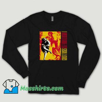 Use Your Illusion 1 Guns N Roses Long Sleeve Shirt