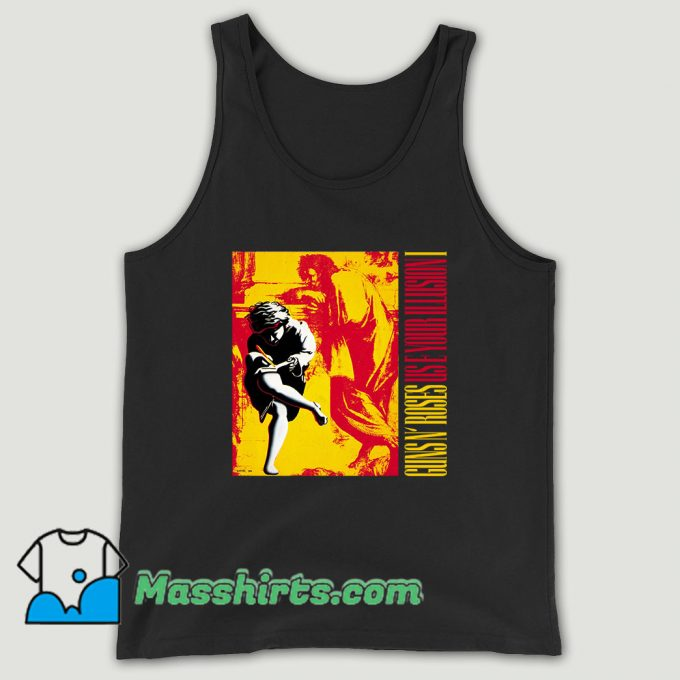 Use Your Illusion 1 Guns N Roses Unisex Tank Top