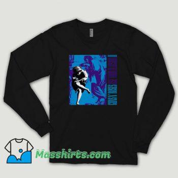 Use Your Illusion 2 Guns N Roses Long Sleeve Shirt