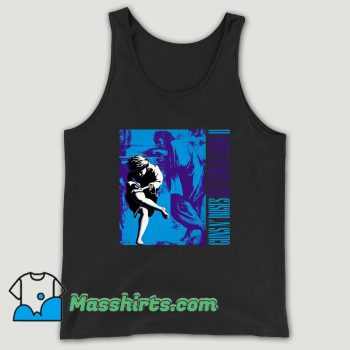 Use Your Illusion 2 Guns N Roses Unisex Tank Top