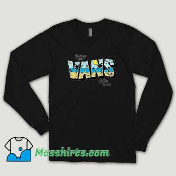 Vans Summer 90s Long Sleeve Shirt