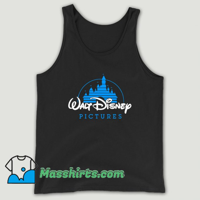 Walt Disney Pictures Unisex Tank Top