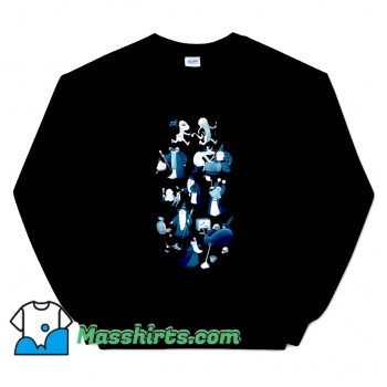 A Flat Full Of Wizards Sweatshirt