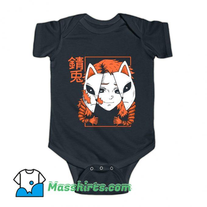 Anime Manga Sabitou Baby Onesie