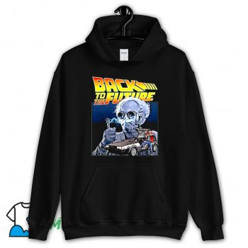 Back To The Future 02 80s Hoodie Streetwear