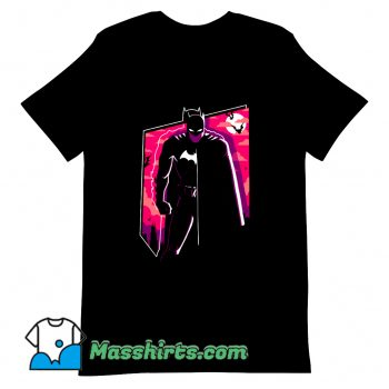 Bat Of Gotham T Shirt Design