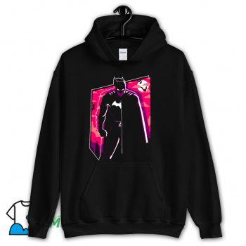 Comic Bat Of Gotham Hoodie Streetwear