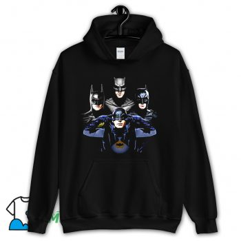 Bat Queen Cartoon Comic Hoodie Streetwear